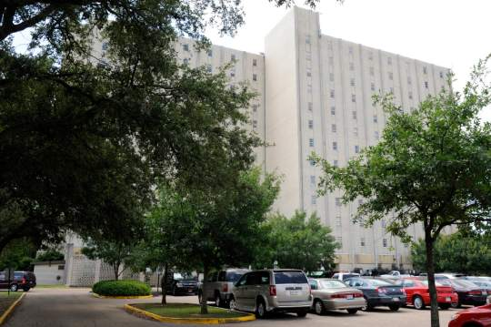 Louisana State University Kirby Smith Dormitory Renovation
