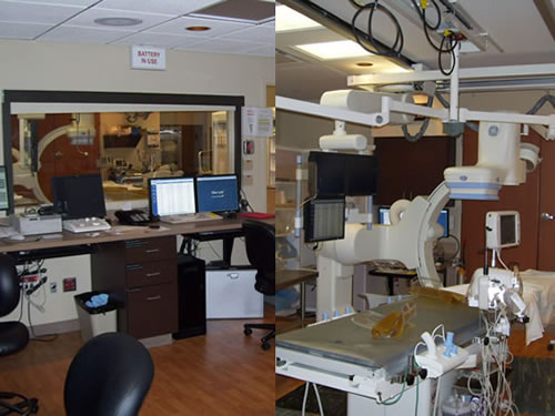 Ocean Springs Hospital Cath Lab Renovation