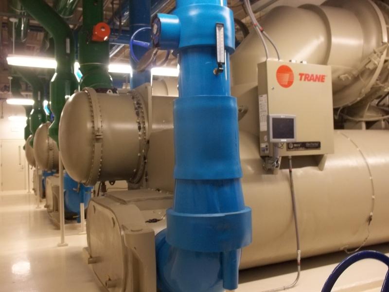 Ocean Springs Hospital New Central Energy Plant