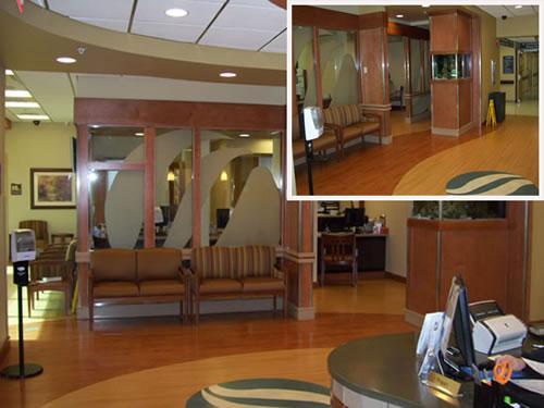 Ocean Springs Hospital Outpatient Registration Department Renovations