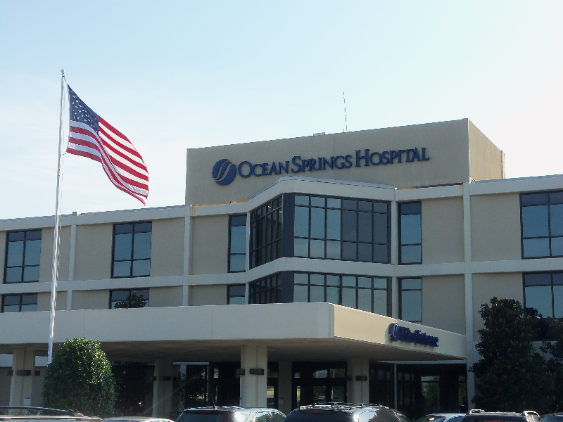 Ocean Springs Hospital Three-Story Addition