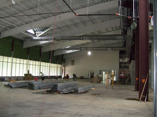 University Of South Alabama Athletic Department Field House - Mobile, Alabama